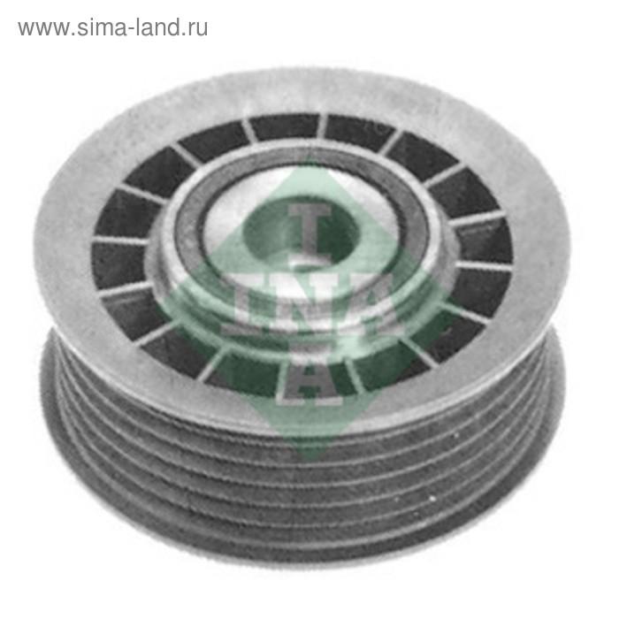 Ролик промежуточный поликлинового ремня INA 532002710