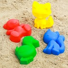 Набор для игры в песке №58: 4 формочки