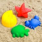 Набор для игры в песке №63   ( 4 формочки)