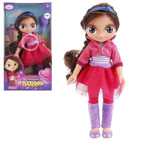 "Кукла ""Варя"" карапуз, воспроизводит 10 фраз, 33 см"