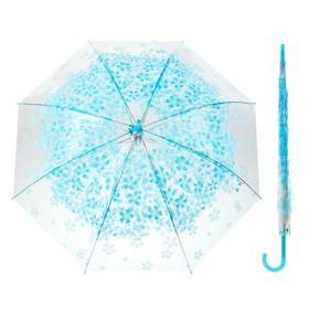 Зонт детский 'Цветочный вальс', полуавтоматический, r=45,5см, цвет МИКС Ош