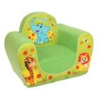 """Мягкая игрушка-кресло """"Давай дружить: звери"""""""