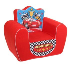 """Мягкая игрушка кресло """"Чемпион"""""""