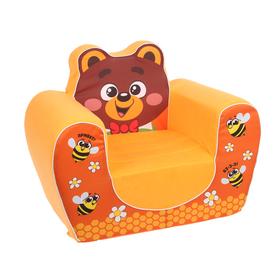 Мягкая игрушка кресло 'Медвежонок' Ош