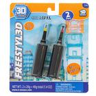 FreeStylE 3D 2 картриджа с гелем 91003