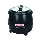 Мармит Gastrorag SB-6000, электрический, настольный, для супов, 10 л, 30-90°С, черный