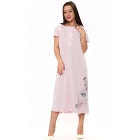 Сорочка женская 125 цвет МИКС, р-р 50
