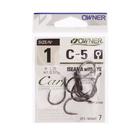 Крючок Owner 53265 С-5 Carp №1 (набор 7шт)