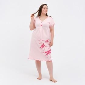 Сорочка женская М8 цвет МИКС , р-р 46
