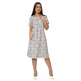 Сорочка женская М148 цвет МИКС , р-р 46