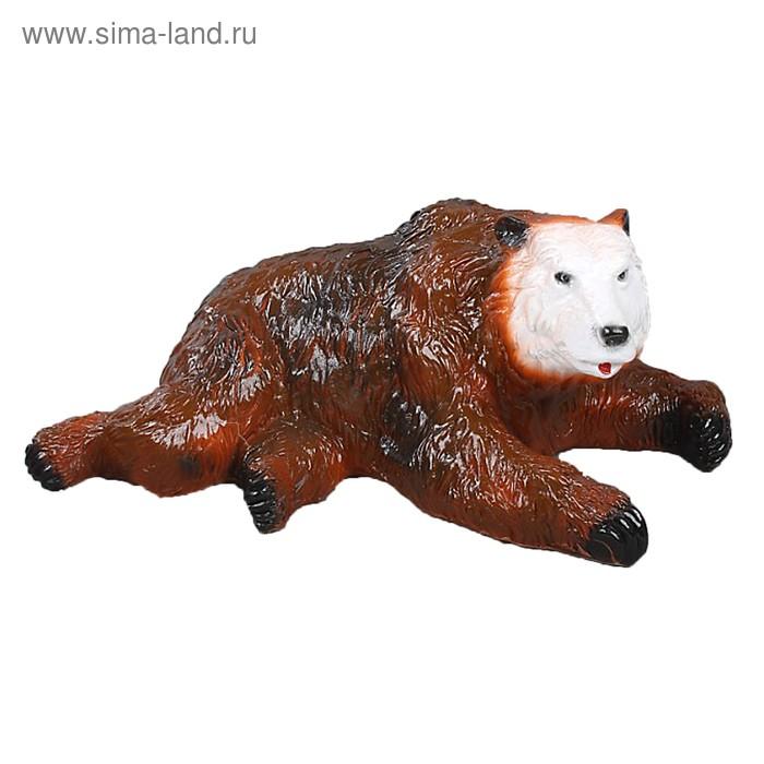 """Копилка """"Лежащий медведь"""""""