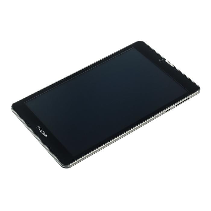 "Планшет Prestigio Muze 3708, 8.0"",1.30GHz, 3G,1GB ОЗУ, 16GB, камера 2.0/0,3МР,4000mAh,черный"