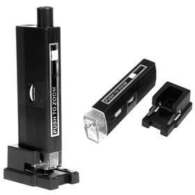 Микроскоп карманный Kromatech 60-100x, с подсветкой (75017) Ош