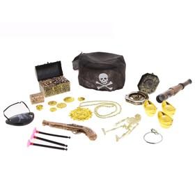 """Набор пирата """"Клад"""", 22 предмета"""