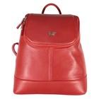 Рюкзак женский н/к, цвет красный (ва576-4286)