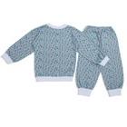 Комплект детский(кофточка,штанишки), рост 98 см, цвет микс 1204К