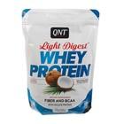 Протеин QNT Light Digest Whey Protein, 500 г, кокос