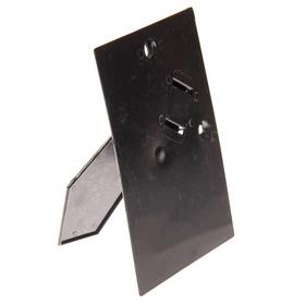 Задник для рамки 10х15 см с подставкой и подвесом Ош