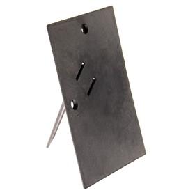 Задник для рамки 13х18 см с подставкой и подвесом Ош