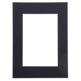 Паспарту для фото 10х15 см, внешний размер 15х21 см (2142) Ош