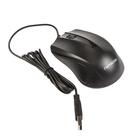 Мышь Гарнизон GM-105, USB, чип- Х, черный, 800 DPI, 2кн.+колесо-кнопка