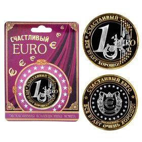 "Монета ""1 Евро"""