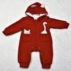 """Комбинезон детский """"Котёнок"""", рост 80 см, цвет красный"""