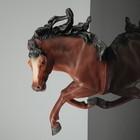 """Подвесной декор """"Лошадь бегущая """" 50х35х26см"""
