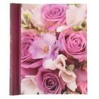 Фотоальбом магнитный 20 листов+20 тематических листов Diesel Wedding story 23х28 см