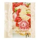 Фотоальбом магнитный 10 листов + 20 тематических страниц Diesel Wedding story8 пионы