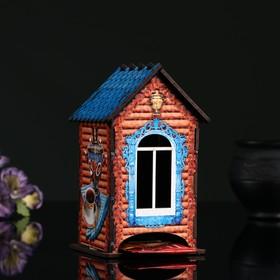 """Чайный домик """"Кофе"""", 9.8х17.4х9.8см"""