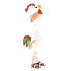 """Карнавальный костюм """"Петушок"""", рост 110 см, размер 28"""