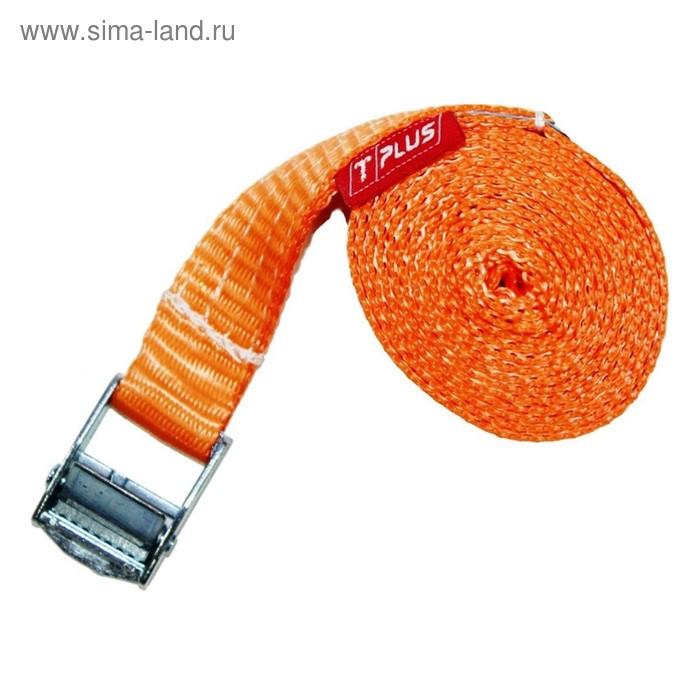 Стяжка для крепления груза с фиксатором Tplus 250 кг 2 м (T000813) 3265704
