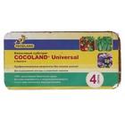 Субстрат кокосовый в блоке, 20 х 10 х 3 см, 4 л