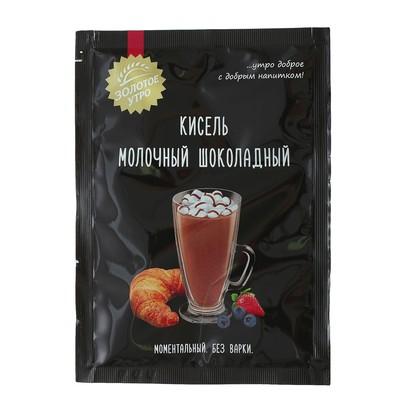 Кисель молочный шоколадный С.Пудовъ, пленка, 0,04 кг