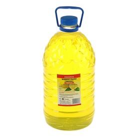 """Мыло жидкое """"Экономка"""" Лимон, 5 л"""
