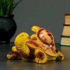 "Копилка ""Две черепахи"" 16х13х9см"