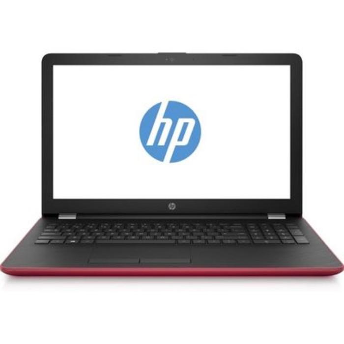 Ноутбук HP 15-bw032ur A9 9420, 4Gb, 500Gb, 15.6, Windows 10 64, красный, WiFi, BT, Cam