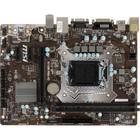 Материнская плата MSI H110M PRO-VD Soc-1151 Intel H110 2xDDR4 mATX AC`97 8ch(7.1)
