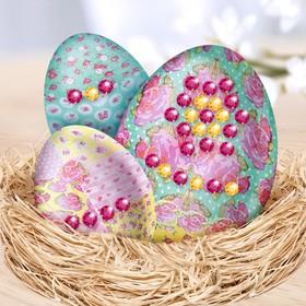 Набор для декупажа пасхальных яиц №8