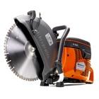 Бензорез Husqvarna K 760, 9000 об/мин, диск 300/25.4 мм, 5 л.с., 3.7 кВт, рез 125мм, 0.9 л