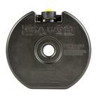 Канистра GKA в запасное колесо H3, цвет черный