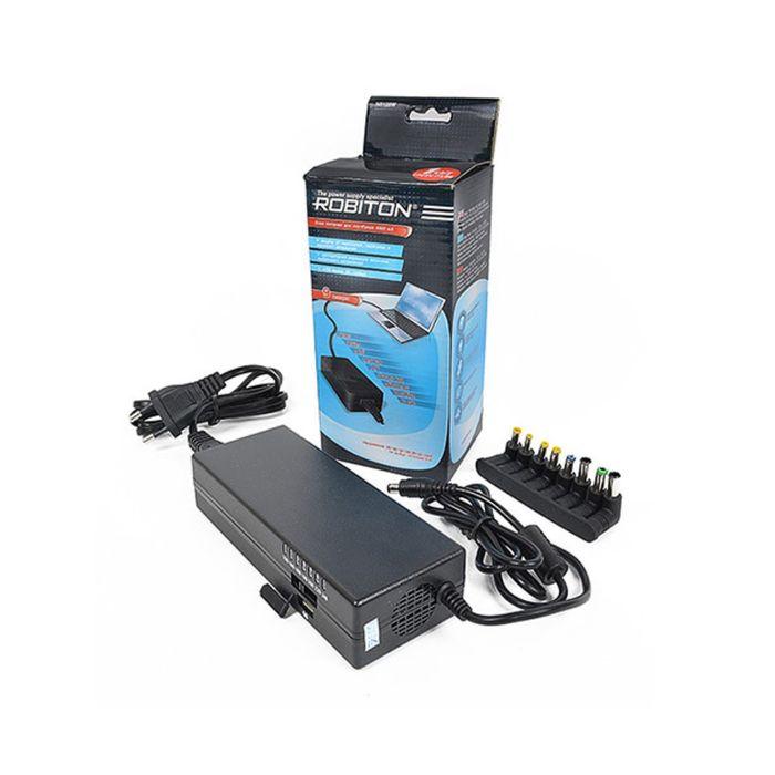 Адаптер питания Robiton NB120W, 15-24В, для ноутбука