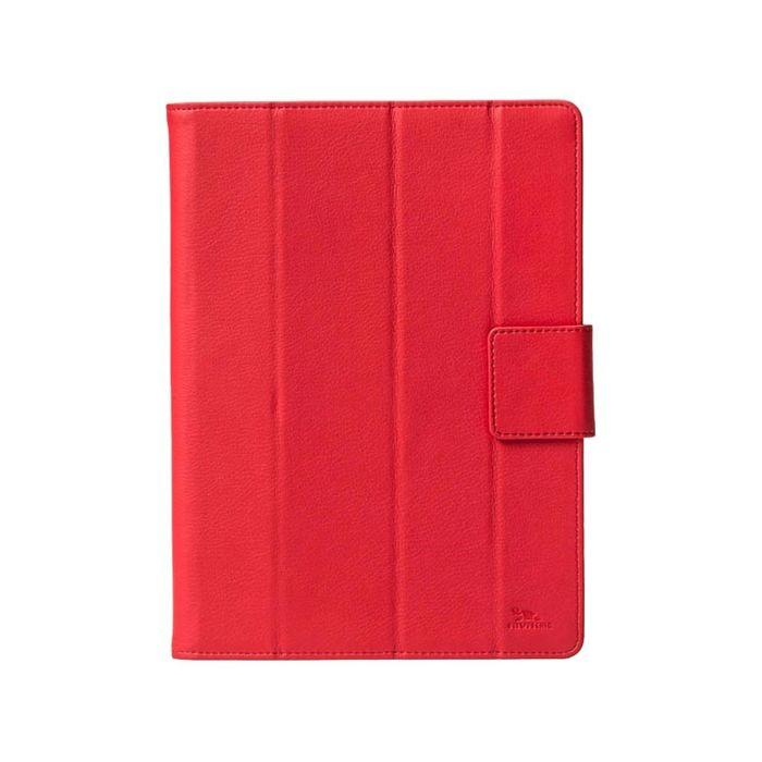 """Чехол RivaCase (3117), для планшетов 10,1"""", красный"""