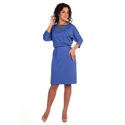 Платье женское София цвет синий, р-р 48