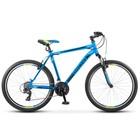 """Велосипед 26"""" Десна-2610, V010, цвет синий/чёрный, размер 18"""""""