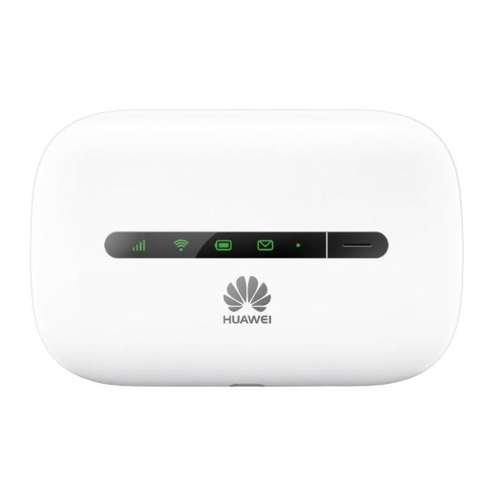 Модем 2G/3G Huawei e5330 USB Wi-Fi +Router внешний белый