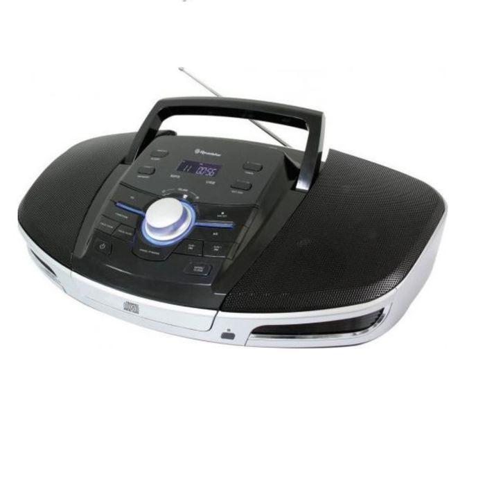 Аудиомагнитола BBK BX900BT, 16 Вт, CD, CDRW, MP3, FM(dig), USB, BT, черная