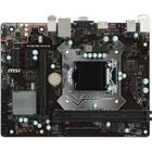 Материнская плата MSI H110M PRO-VH PLUS Soc-1151 Intel H110 2xDDR4 mATX GbLAN+VGA+HDMI