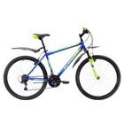 """Велосипед 26"""" Black One Onix, 2018, цвет синий/зелёный/голубой, размер 20"""""""